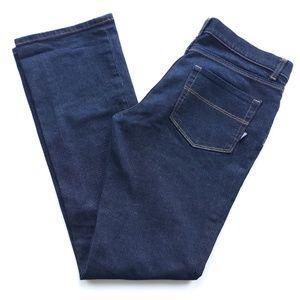 Patagonia Womens Jeans 34/32 Dark Wash Blue EUC